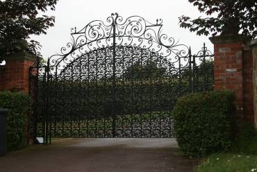 Metal Electric Gates