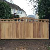 Electric sliding gate repair