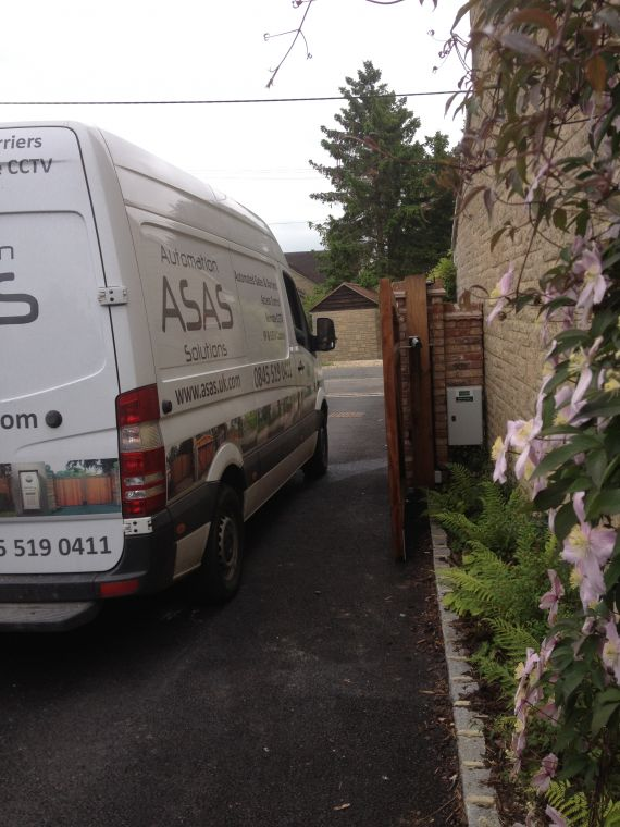ASAS - providing electric gates for your home and more