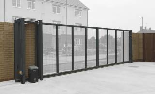 Sliding and Cantilever Electric Gates